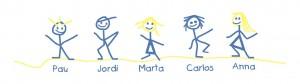 Escola Infantil Nou Barris Magnolia nens nenes