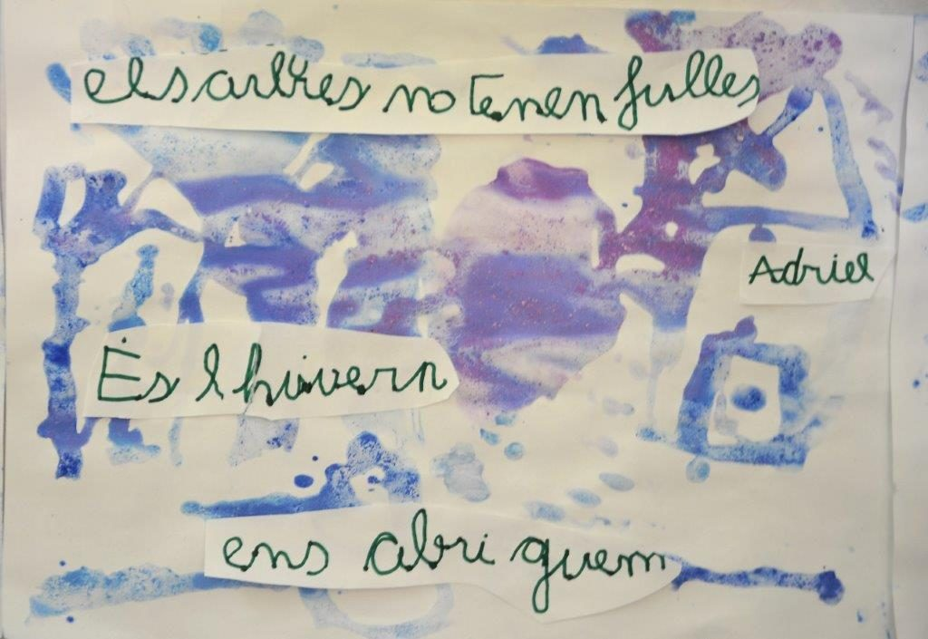 lectoescriptura escola infantil magnolia