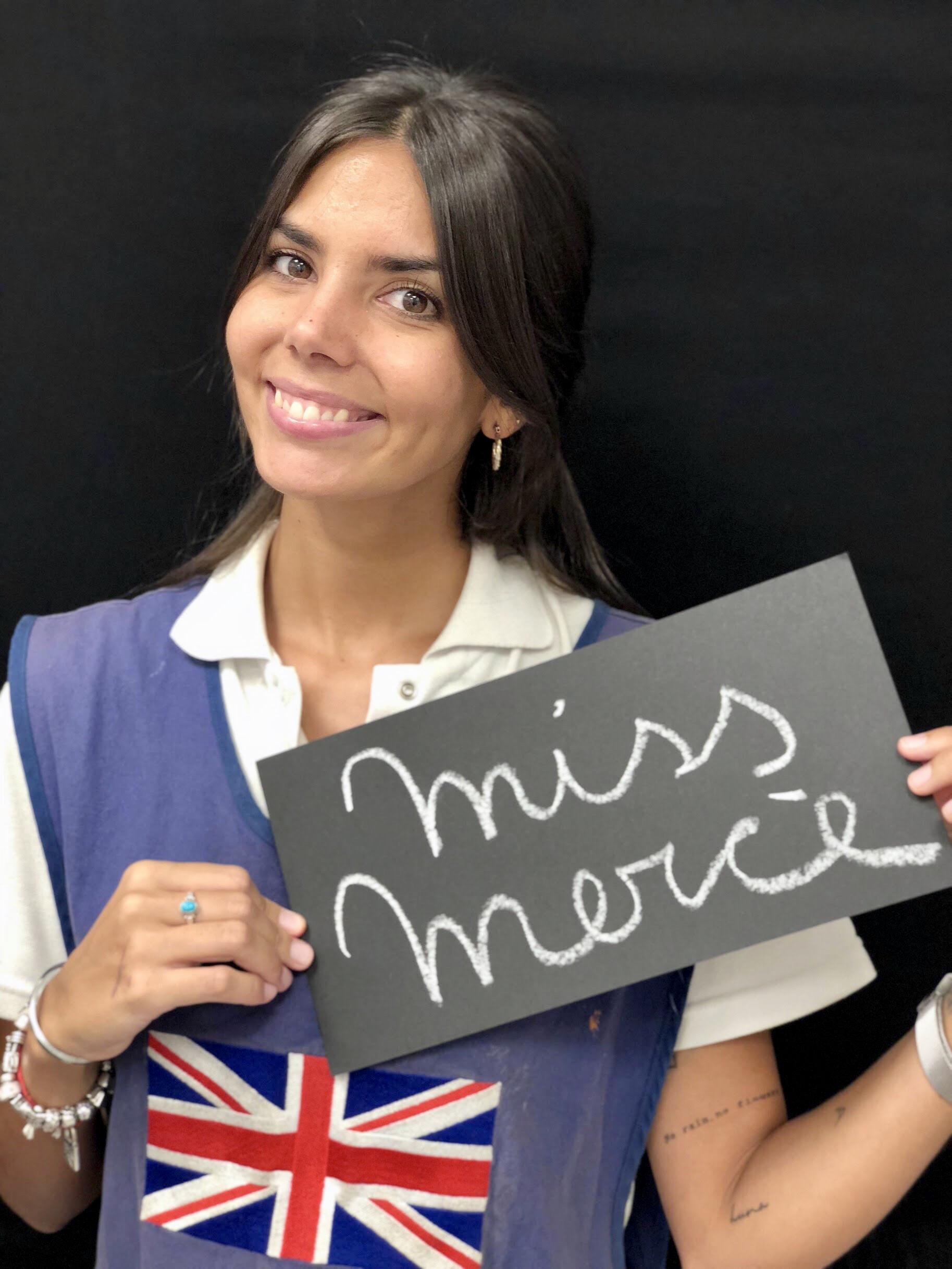 Miss Mercè