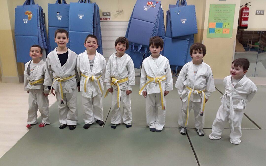 El Judo a l'escola