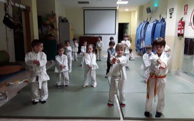 El Judo i la Psicomotricitat