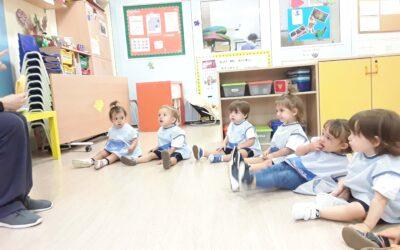 Primeres dies de classe!!