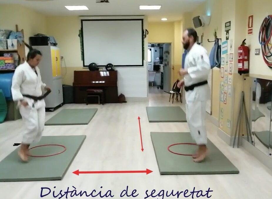 Judo INDIVIDUAL, la seguretat com a màxima prioritat!!