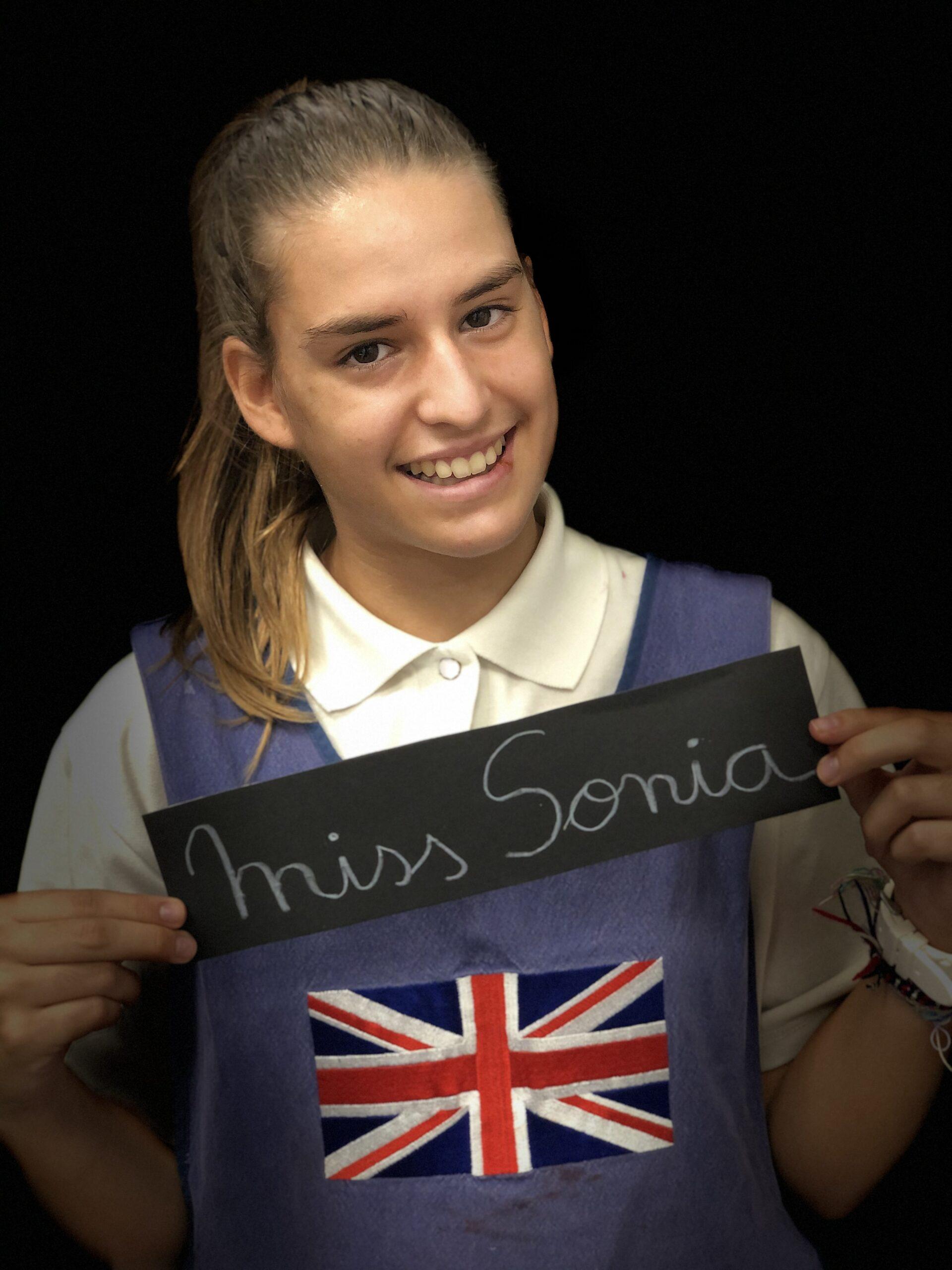 Miss Sonia